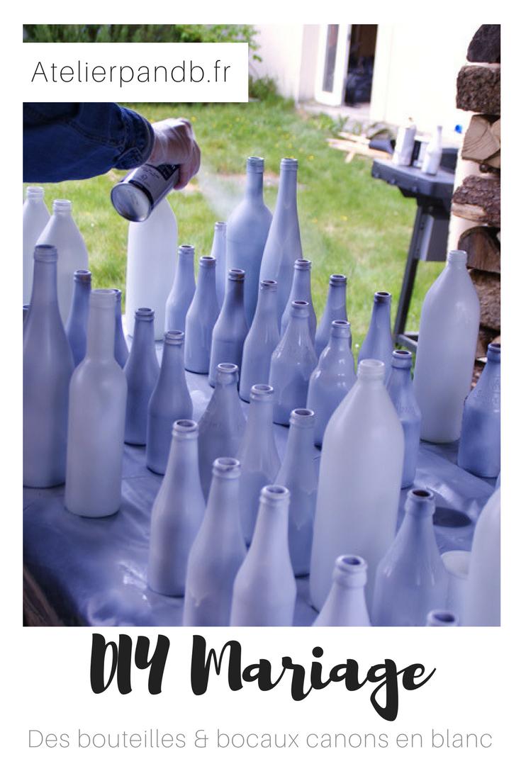 DIY bouteilles et bocaux