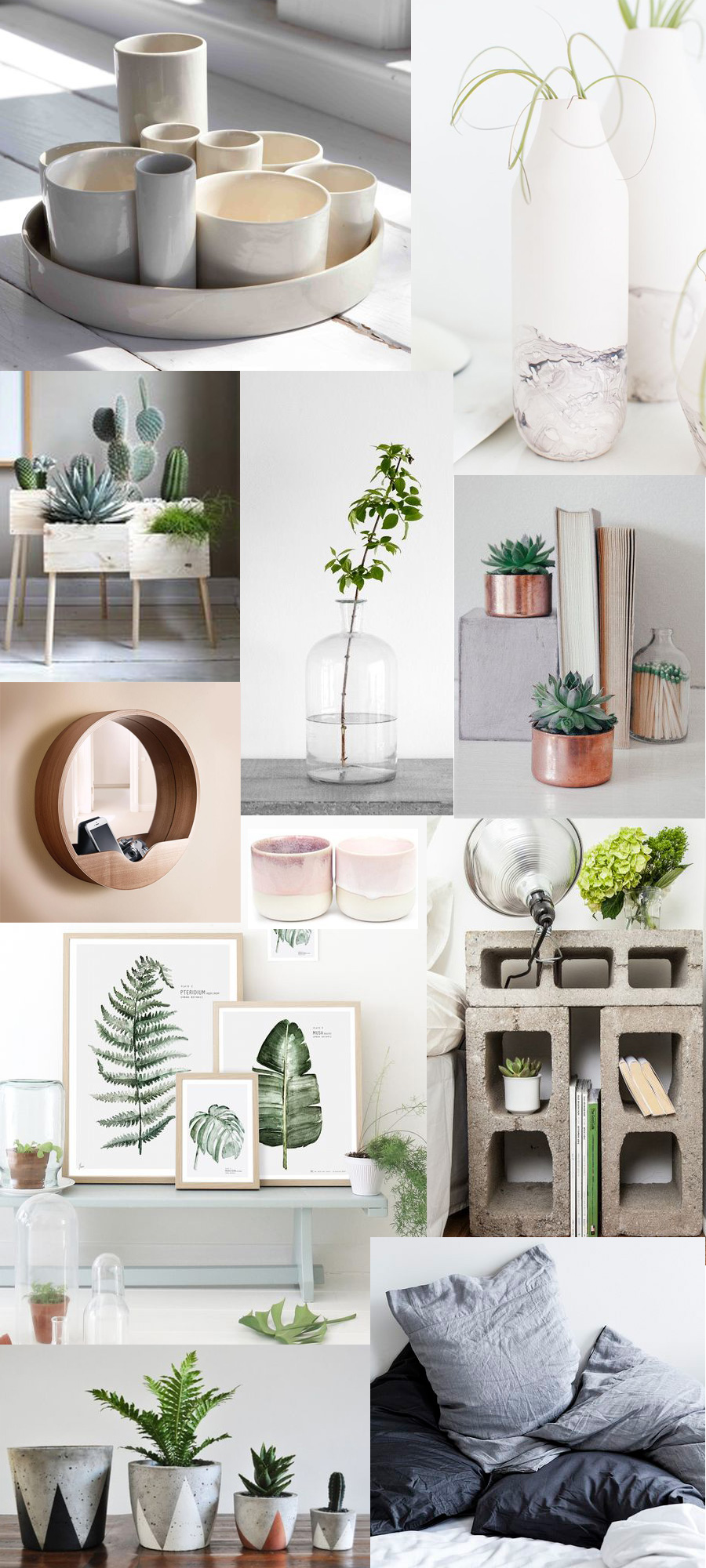 Moodboard Atelier #2 : Home inspiration