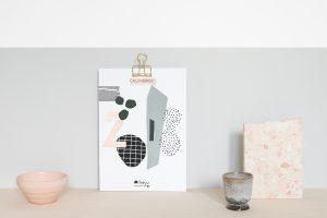 Calendrier 2018 Heju - free printables