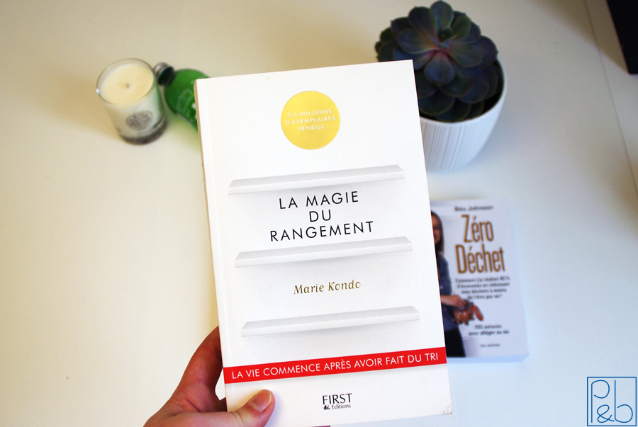 Book review #4 - Marie Kondo