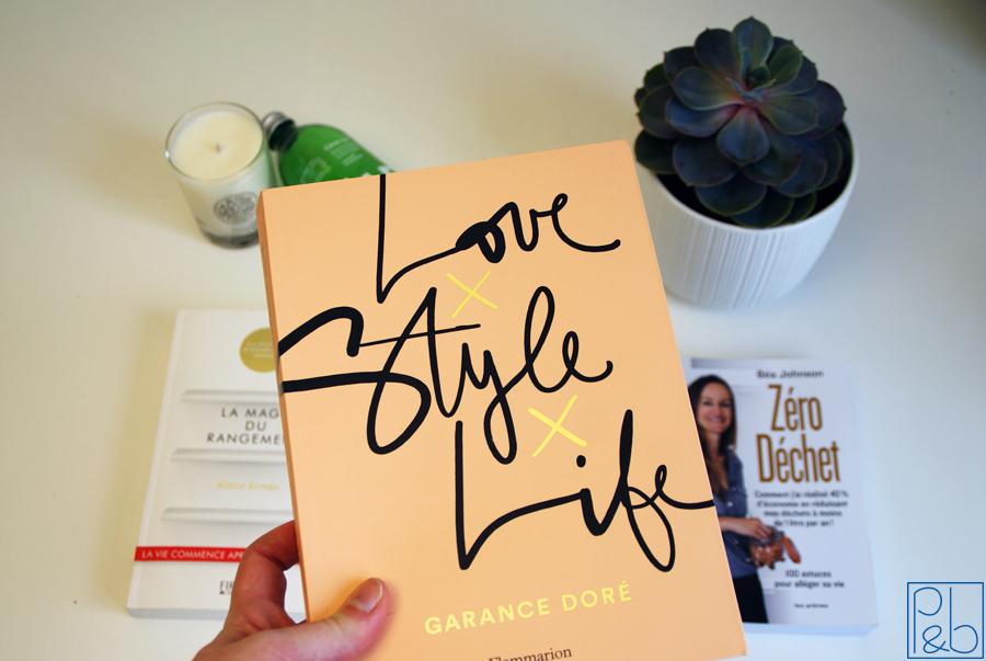 Book review #4 - Garance Doré